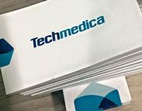 Tech Medica: Tarjetas y carpetas