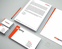 Logo + Corporate Paper Set for aleopony.pl