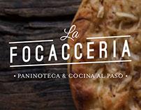 La Focacceria - Paninoteca & Cocina al paso
