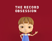 THE RECORD OBSESSION
