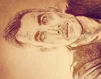Sketch Dump: Chris Pine, Zachary Quinto, HTTYD, Pokemon