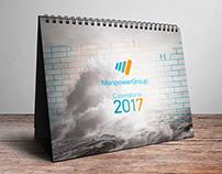 Calendario 2017 - Manpower Group