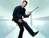 "Fox Television: ""House"" Season 4 Site"