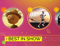 IAB MIXX Award Show design package