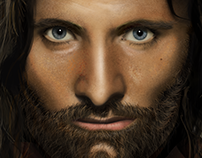 Aragorn / Lord of the Rings / Illustration