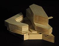Carnegie Mellon University Competition Model