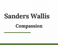 Sanders Wallis: Compassion