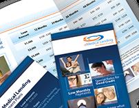 eMedical Lending Marketing Material