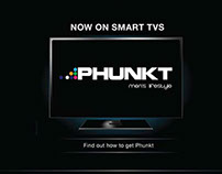 Trailers  for Phunkt Tv