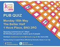 Rise Quiz Flyer