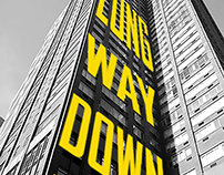 A Long Way Down Book Cover
