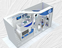 GEHC - Double Deck Booth / Proposal