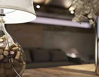 The Ecurie - Luxury Chalet CGI