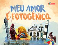 Meu amor é fotogênico - Aniversário de Recife e Olinda
