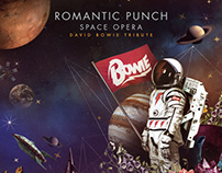 Space Opera _ by Romatnic Punch Album Cover