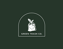 Branding & Website - Green Trash Co.