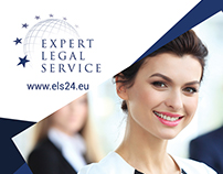 Corporate identity and marketing materials for ELS Pl