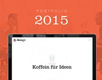 desiign Agency Portfolio (2015)