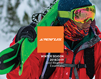 SEIRUS® INNOVATION: Winter 2018/2019 Ski Catalog