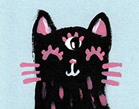 Third Eye Cat