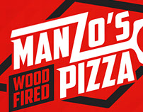 Manzo's Pizza Food Truck