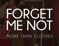 FORGET ME NOT BRAND
