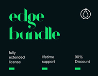 Edge - Ultimate Design Bundle