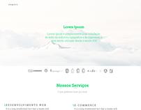 Expert Minimal (a experiment website design)