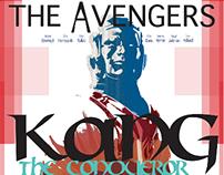 Kang Avengers Movie Mock Poster
