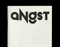 """Angst"" catalogue"