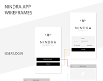 Smart Mattress App Mockup