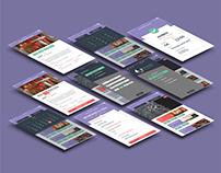Redesign Resy App