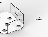 DOMINI ~ Product design/naming/logo/distribution