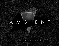 AMBIENT - the CD cover for Stefan Weglowski