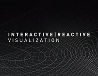 An interactive, reactive visualization.