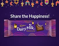 Ramadan 2017- Cadbury Dairy Milk