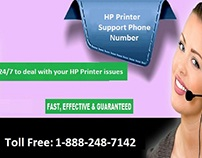 HP Printer Support +1-888-248-7142