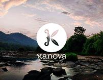 Kanova Resorts - Brand Identity