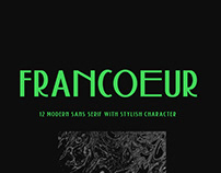 Francoeur Font