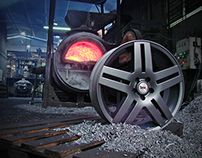 Car Wheel Photography