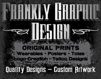 Frankly Graphic Portfolio