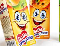Packaging design Juice