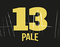 Malt Fiction 13 Pale Ale