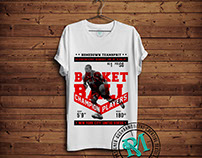 Basketball Graphic Tees
