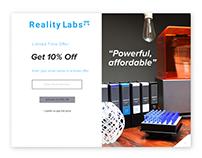 3D Printing Discount Module