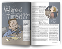Is Being Wired Making You Tired?