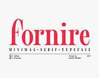 Fornire Light - Free Serif Font
