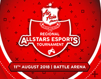Air Asia Allstar Esports Tournament