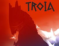 TROIA / TROY Poster Design
