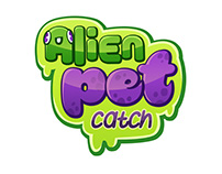 Alien Pet Catch art assesment